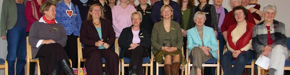 Beim Forumstag 2007 in Borgholzhausen