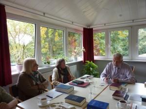 Bibelarbeit mit Prof. Wengst
